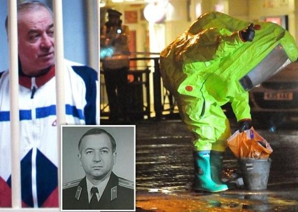英媒:俄罗斯前间谍在英国接触不明物质后病危