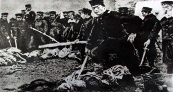 图注:旅顺大屠杀