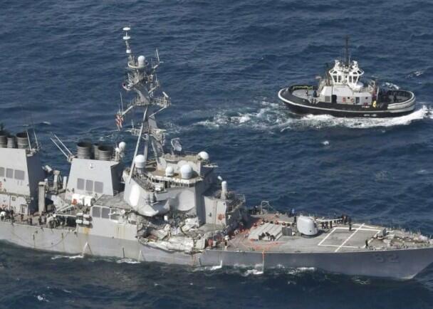 涉案承包商在亚洲多国为美舰提供补给
