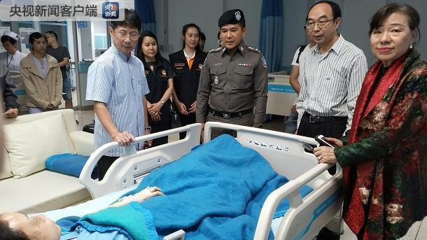 我驻清迈总领馆积极协调 9名在泰遇车祸受伤游客得到妥善救治
