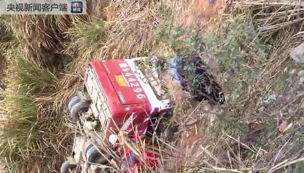 江西赣州一客车发生重大交通事故 致10人死亡
