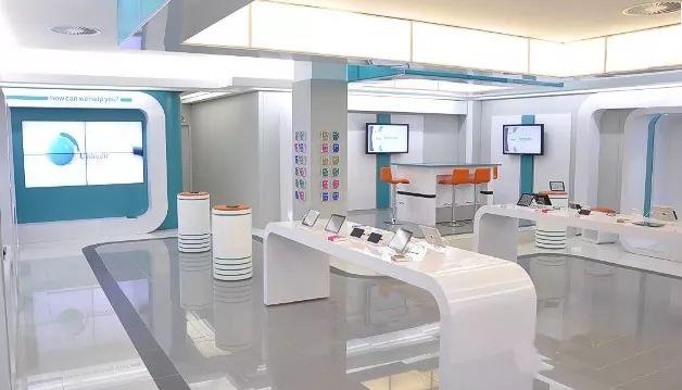 继无人超市以后,未来银行网点也会有黑科技?