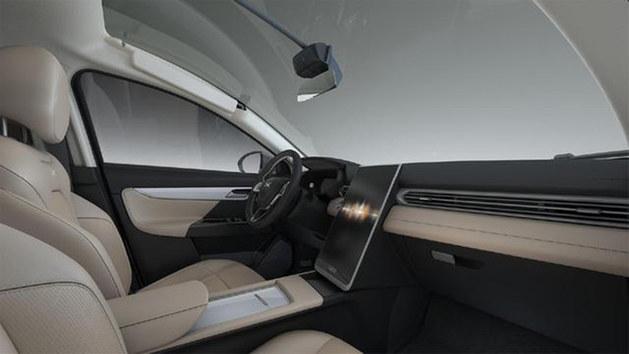 小鹏汽车G3车型正式亮相 今年春季上市