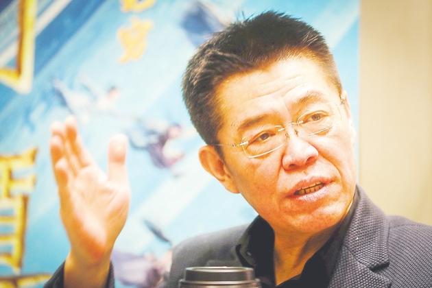 专访新乐视文娱董事长张昭:新一轮融资在推进中