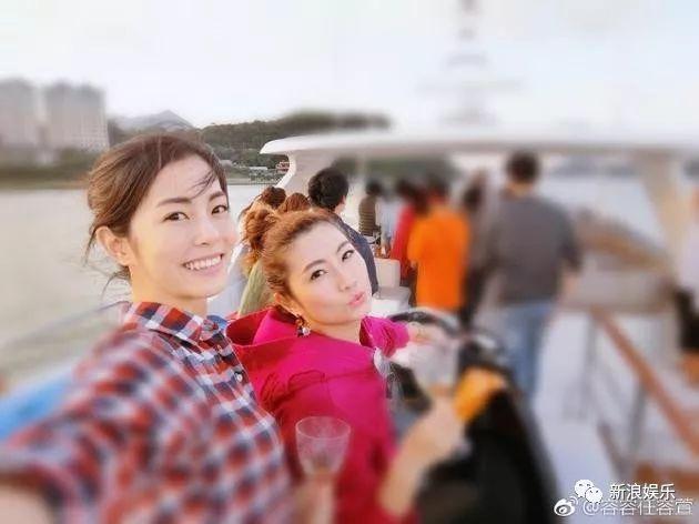 任容萱和姐姐