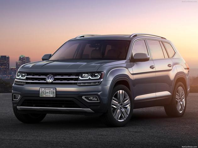 大众更多新车计划曝光 或推两款全新SUV车型