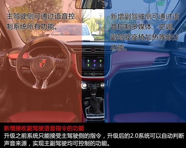 免费升级/更加智能 体验荣威RX3斑马系统