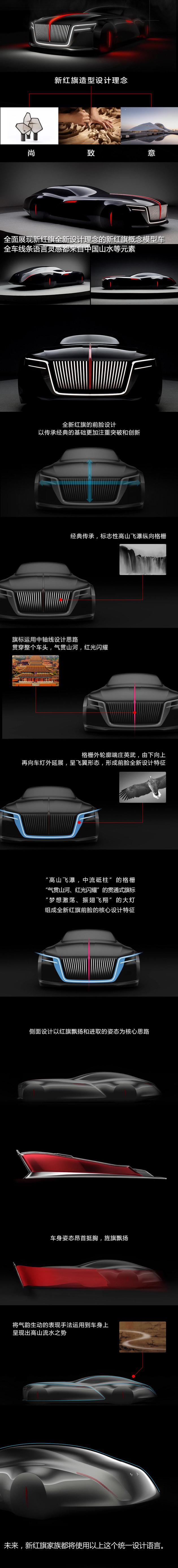 靳东/郎平等大咖助阵 新红旗概念车发布