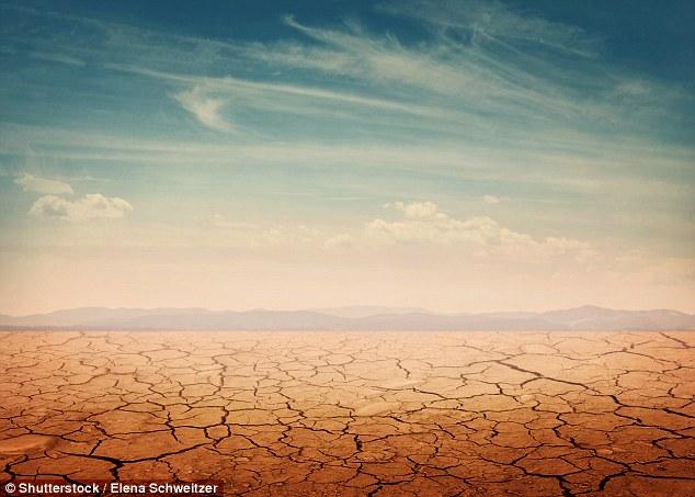 研究:若气温再升高将导致四分之一土地变沙漠