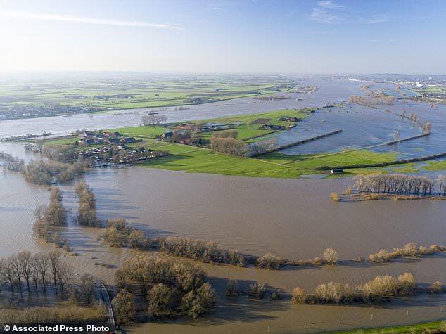 可怕!研究称全球变暖或令美100万人遭受洪灾