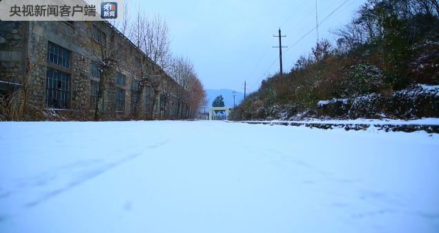 已废弃的066基地老厂区