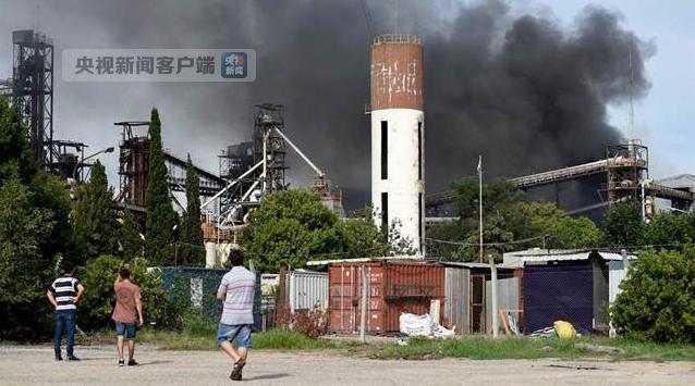 中粮国际在阿根廷一厂房发生爆炸 已致1死20伤
