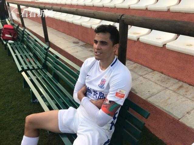 申花队长莫雷诺留队 新赛季希望一步一个脚印