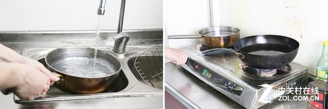 先烧一锅热水熏蒸滤网 简化后期清洁工作