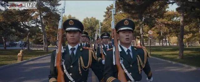 """走进东方""""第一馆"""",揭秘一支不为人知的警卫"""