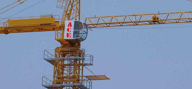 塔吊转盘内部结构图