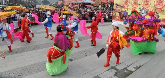 西安年 中国年 最热闹!西安人春节必去的几个地方快收藏! 行业新闻 丰雄广告第4张
