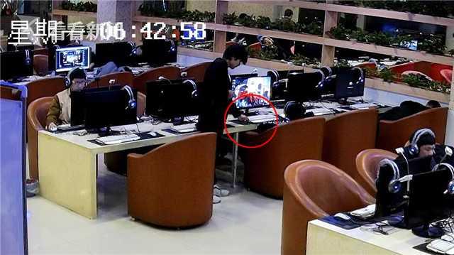 网吧熟睡手机遭窃 民警3小时快速破案