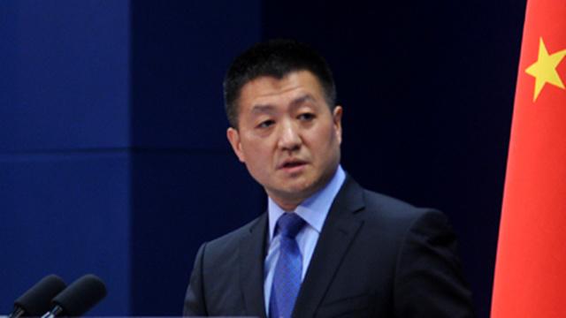 美军若派军舰访台 中国将武力统一台湾?我外交