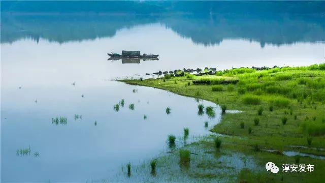 """姜家地处于千岛湖纵深,自古就有""""郁溪胜迹""""之称."""