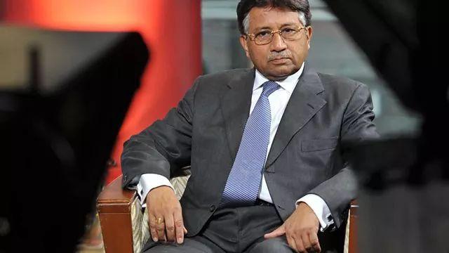 ▲资料图片:巴基斯坦前总统佩尔韦兹·穆沙拉夫(BBC)