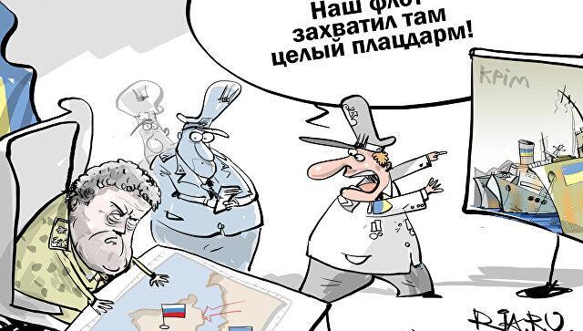 克宫:基辅应就克里米亚军事装备问题给出