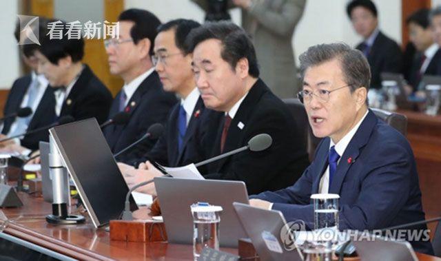 顶尖高手朝方愿参加平昌冬奥! 文在寅:改善韩朝关系的转机