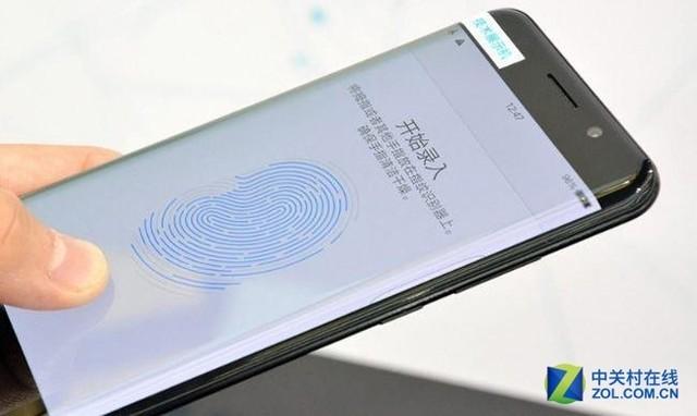OLED屏幕由于结构简单是屏下指纹解锁的最佳方案