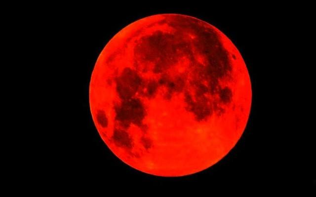 2018年1月31日超级月亮直播 - 完整视频回放