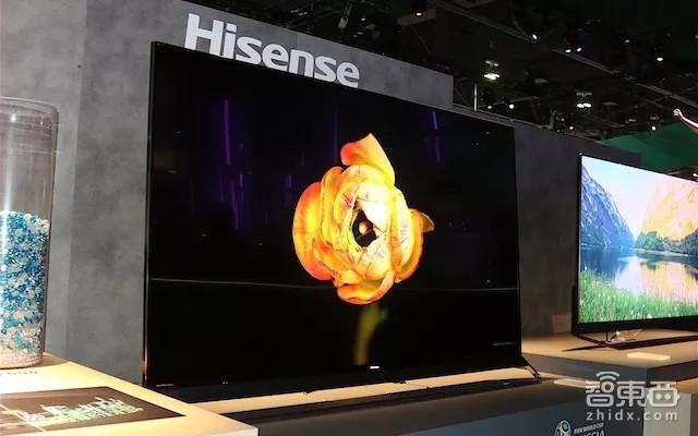 而海信的AI电视新品则具备了粤语、湖南话、上海话、四川话等方言的