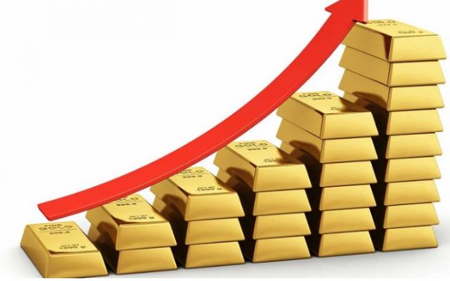 黄金交易--黄金交易提醒:美指大跌及买盘支撑,多头继续猛攻