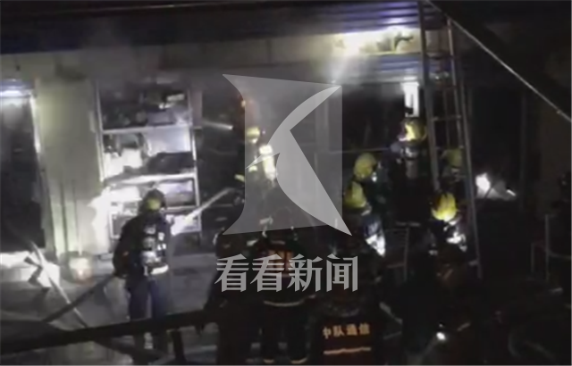 视频|申城冬季火灾多发 安全隐患不可轻视