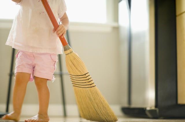 扫把至今有四千多年的历史