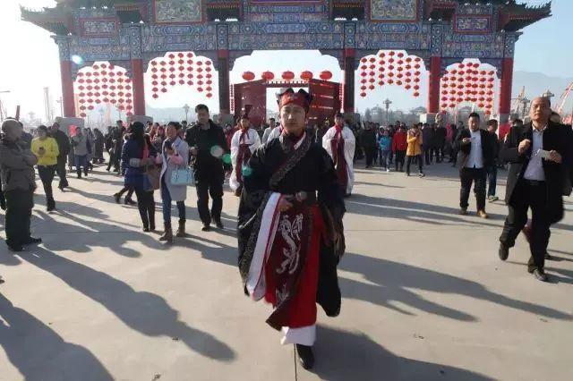 西安年 中国年 最热闹!西安人春节必去的几个地方快收藏! 行业新闻 丰雄广告第9张