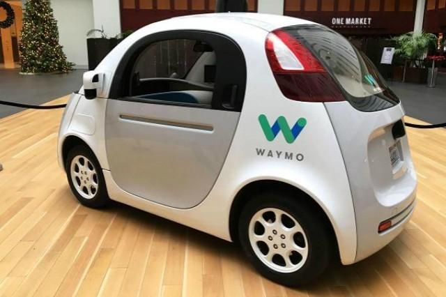 谷歌Waymo拿到打车服务执照:无人车将上路