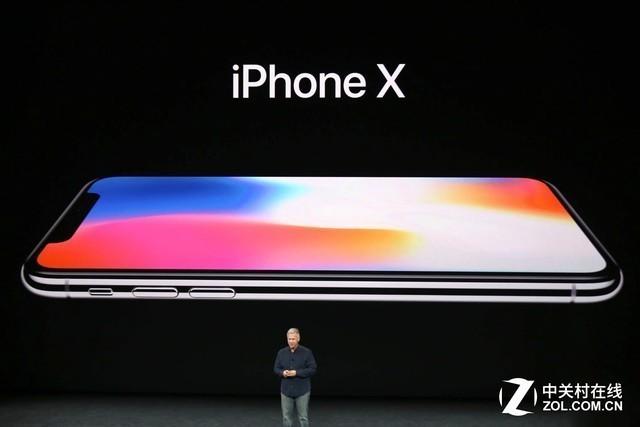 iPhoneX选择了价格高昂且只有一家供货商的OLED全面屏