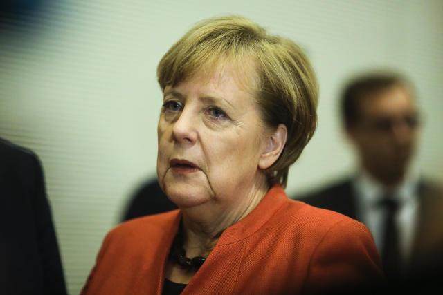 六合彩官网德国总理默克尔的新年愿望