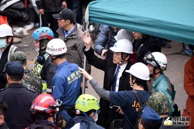 ▲7位日本专家获准来台搜救