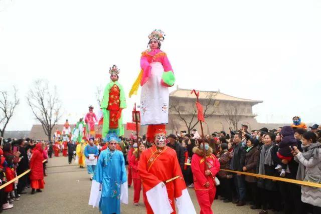 西安年 中国年 最热闹!西安人春节必去的几个地方快收藏! 行业新闻 丰雄广告第7张
