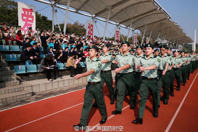 香港此前已成立青少年军总会,培养国家意识。