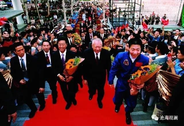 杨利伟等应特区政府邀请访港。