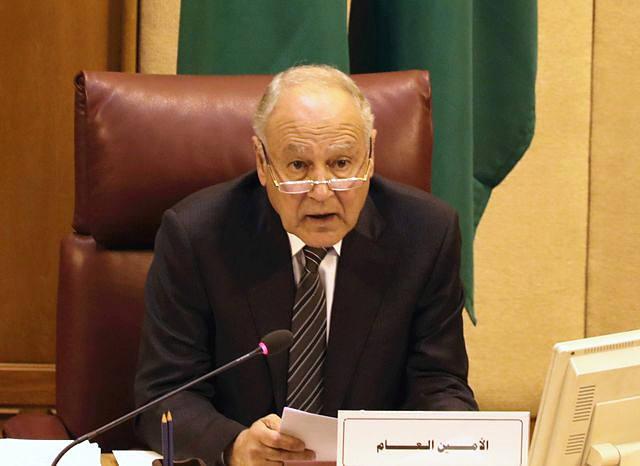 阿盟谴责美国 美副总统中东之行将遇冷