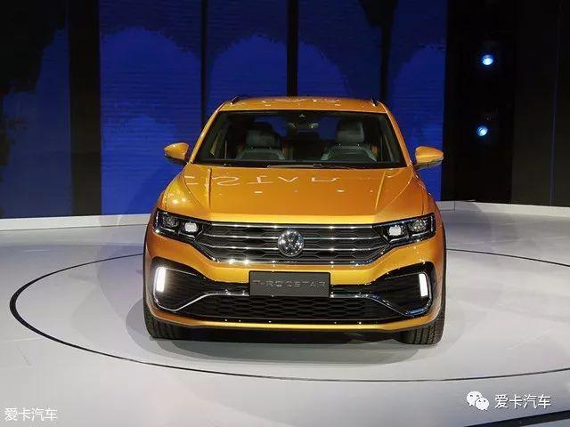 一汽-大众T-Roc将明年7月上市,又一辆爆款SUV要来了!