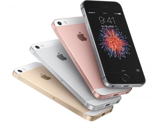 苹果将推第二代iphone se