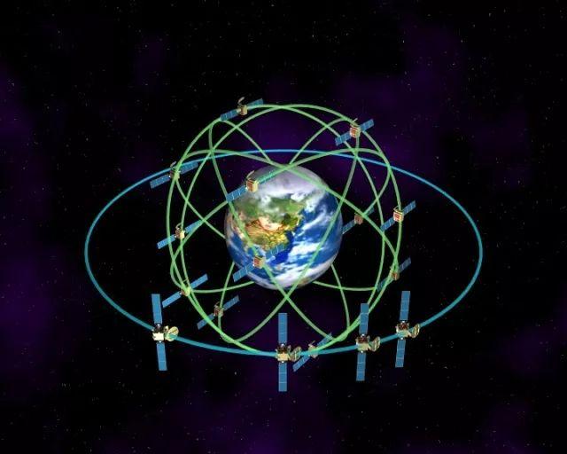 北斗卫星导航系统星座