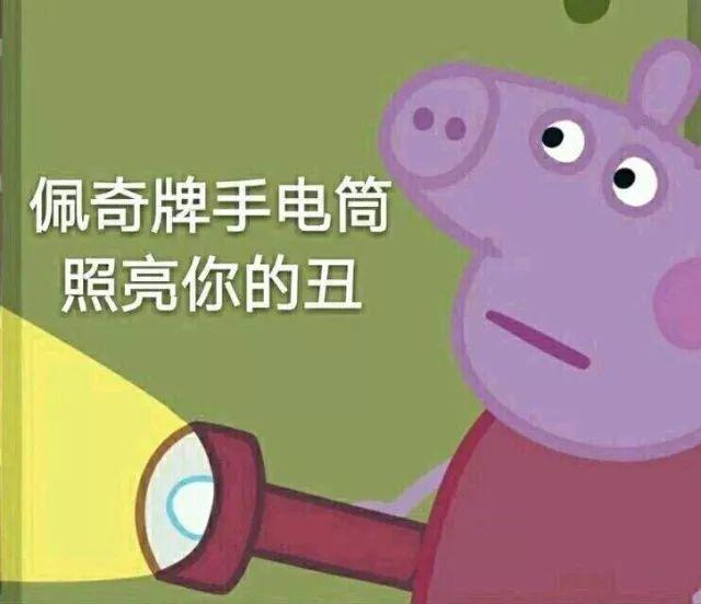 2017边缘年度大赏:小猪佩奇,假笑boy,小包试孩针情的表男打表情图片