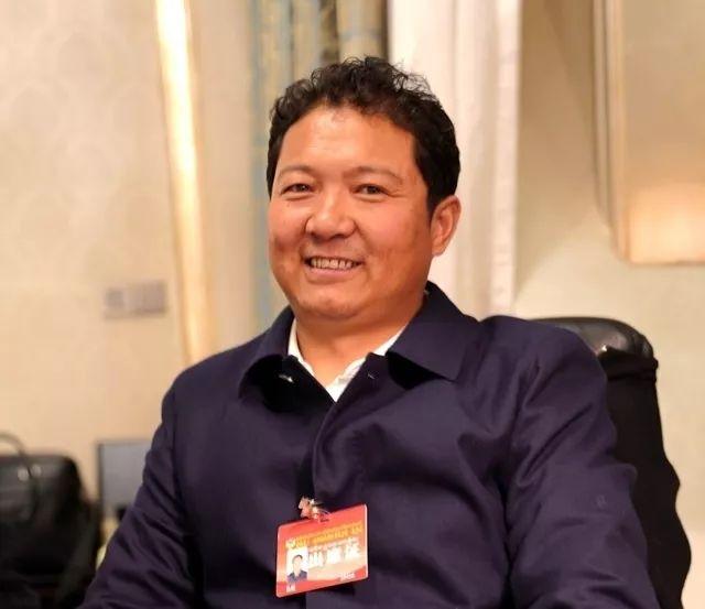 致富思源回报家乡 西藏优秀民营企业家扎塔