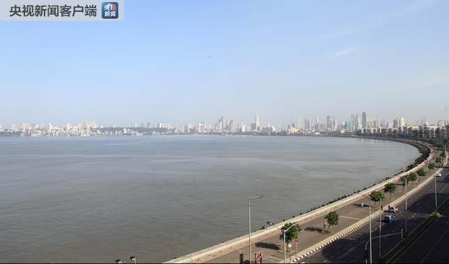 一架载7人直升机在印度孟买附近海域失联