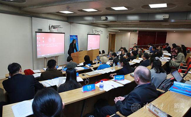 中英高等教育人文联盟学术峰会在牛津举行