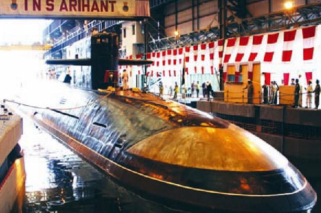 资料图:歼敌者号核潜艇